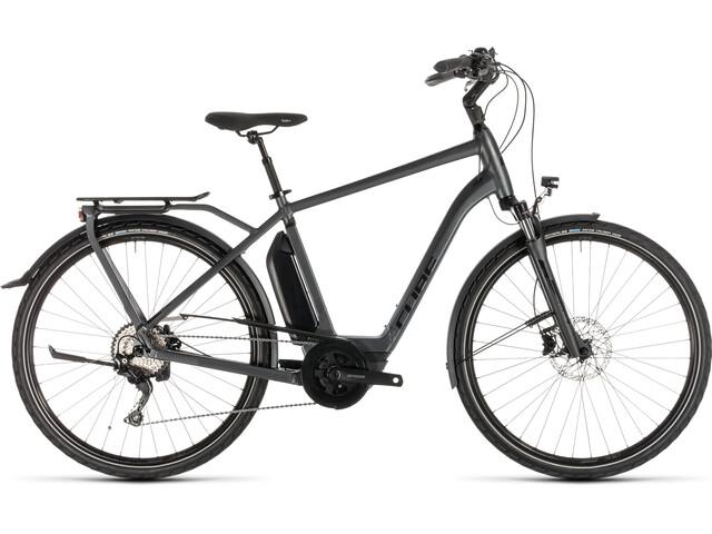 Cube Town Sport Hybrid Pro 400 Rower elektryczny miejski czarny